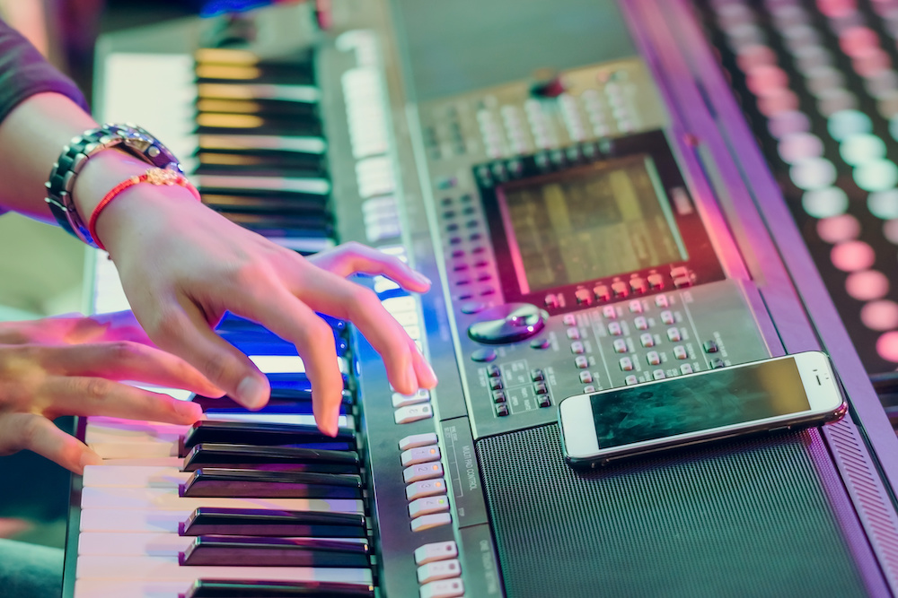 guide on how to use a midi keyboard