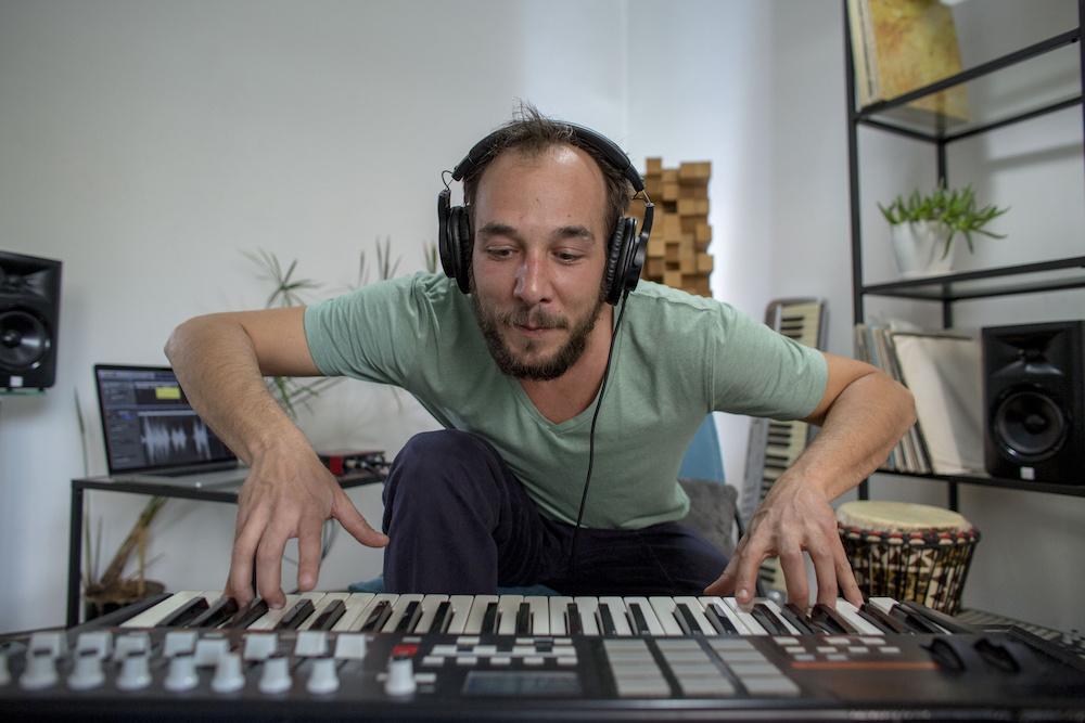 how to record midi in audacity